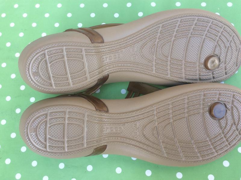 Босоножки crocs iconic comfort 41-42 p - Фото 6