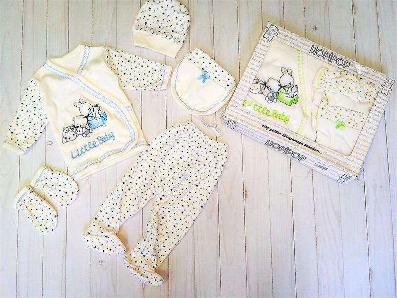 Подарунковий набір для новонароджених - Фото 2