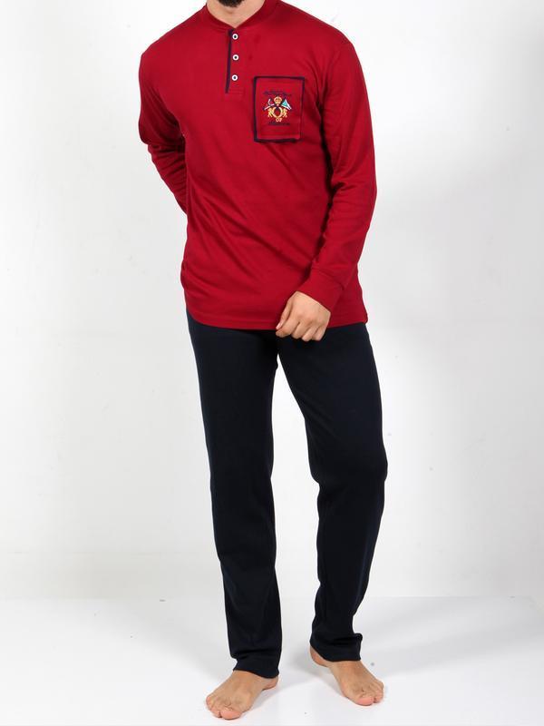 Miorre пижама мужская с длинным рукавом - Фото 2