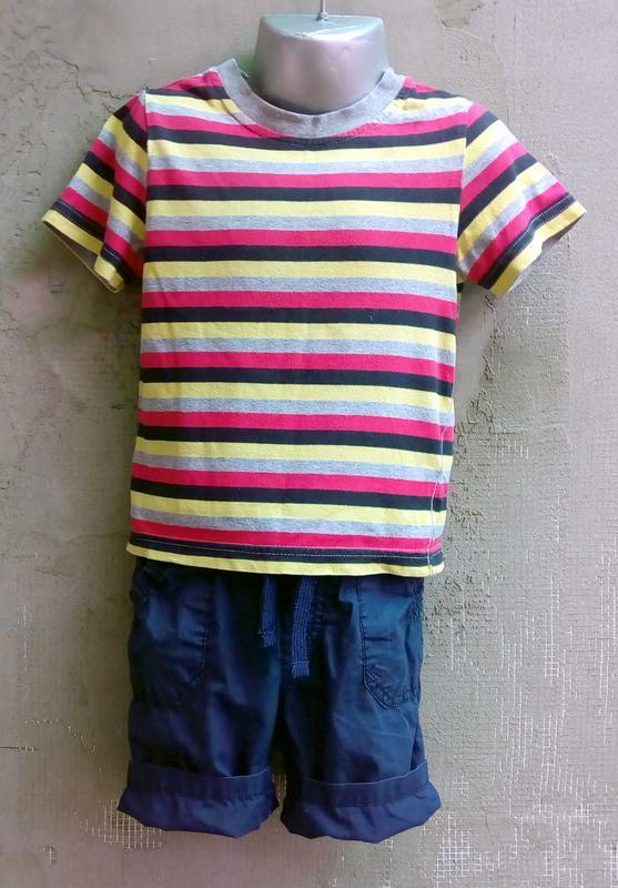 Фирменная детская футболка cherokee, f-s-103 - Фото 2