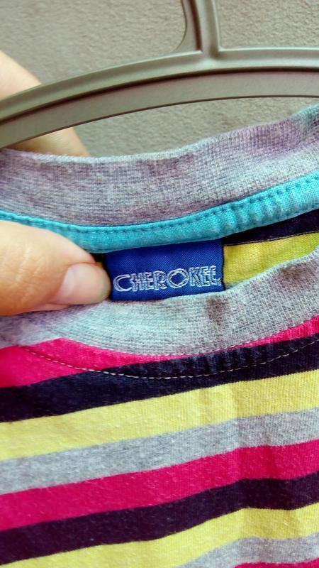 Фирменная детская футболка cherokee, f-s-103 - Фото 3