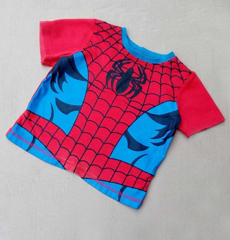 Пижама marvel spiderman, 92-98, p-011