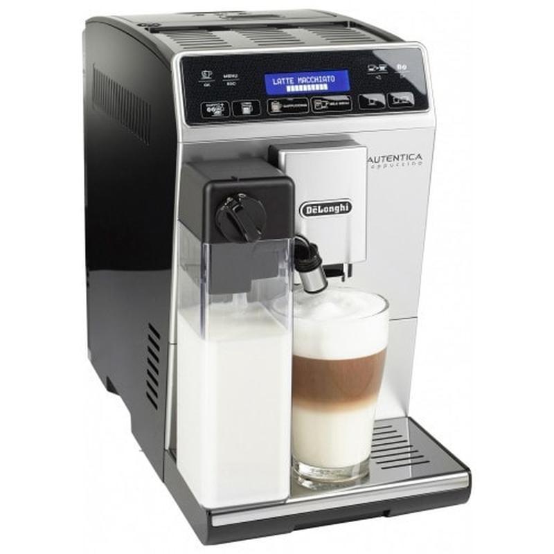 Кофемашина DeLonghi ETAM 29.660 SB Autentica Cappuccino