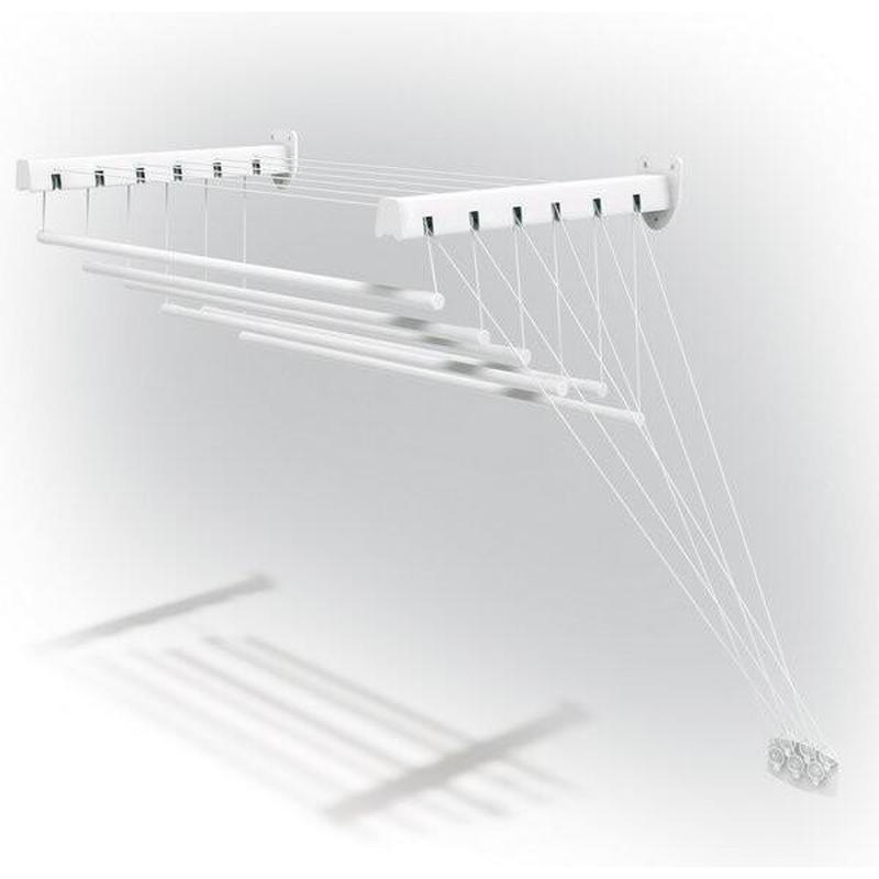 Новая сушилка сушка для белья Gimi Lift 120 потолочная и настенна