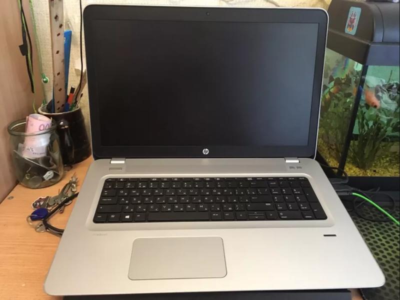 Hp ProBook 470G4