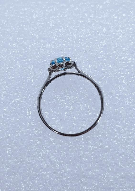 Серебряное кольцо 925 проба - Фото 3