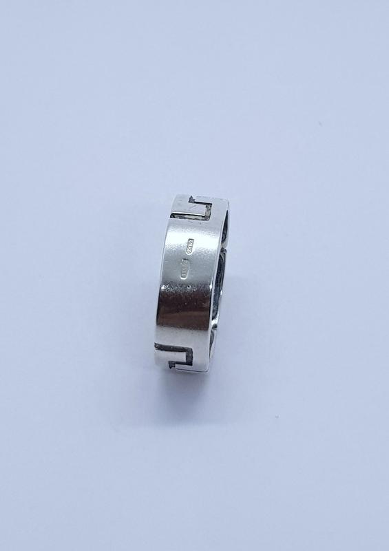 """Кольцо """"римское"""" серебро 925 проба - Фото 4"""