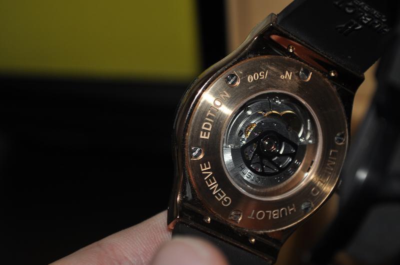 Hublot 1500 часы мужские - Фото 2