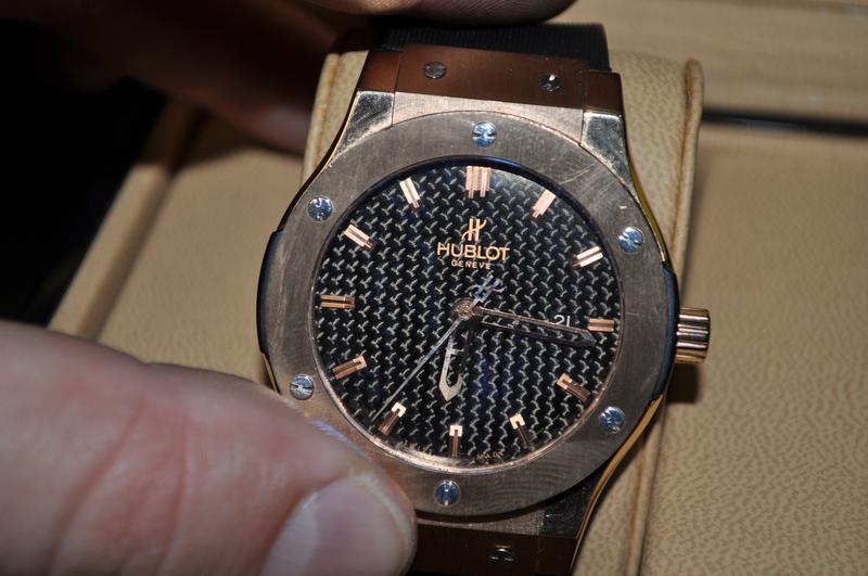 Hublot 1500 часы мужские - Фото 4