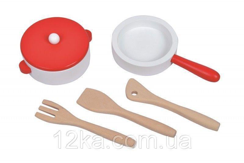 Детская деревянная кухня - Фото 2