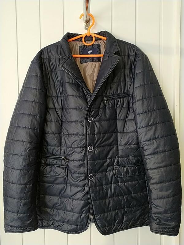 Gautieri италия демисезонная мужская куртка