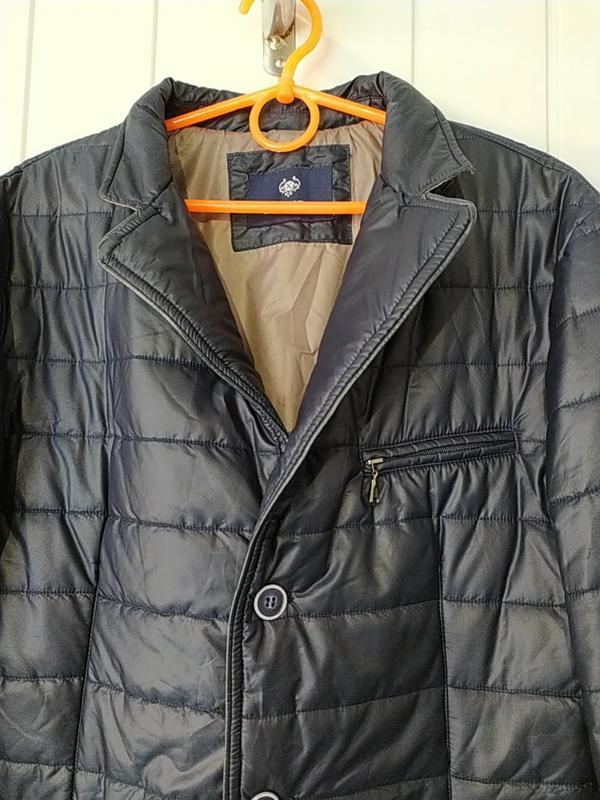 Gautieri италия демисезонная мужская куртка - Фото 2