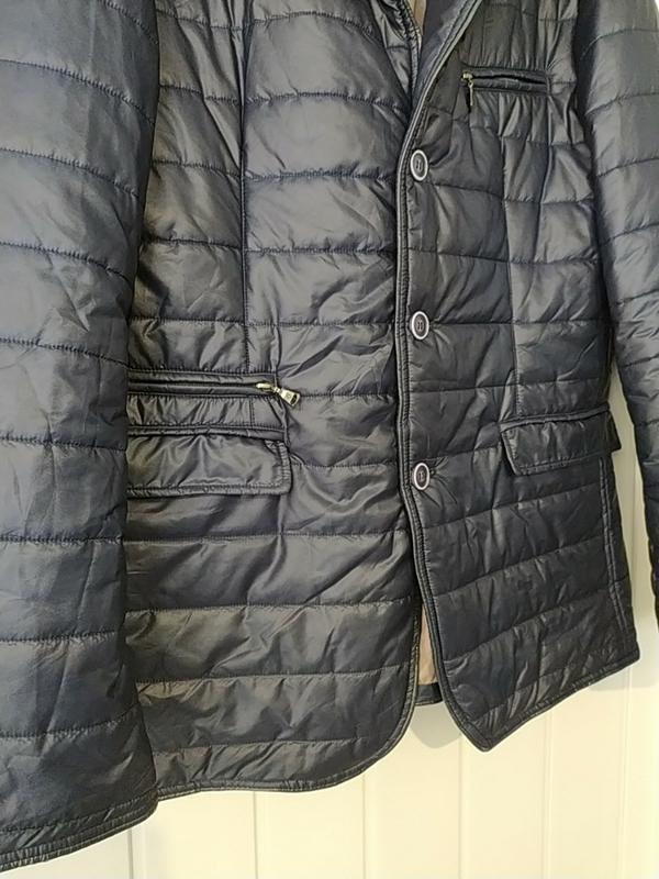 Gautieri италия демисезонная мужская куртка - Фото 3