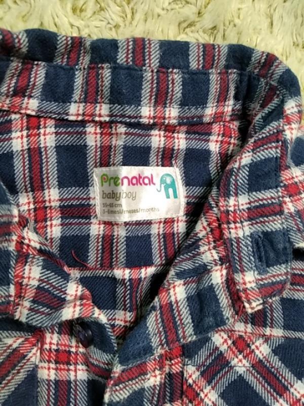 Рубашка prenatal - Фото 2