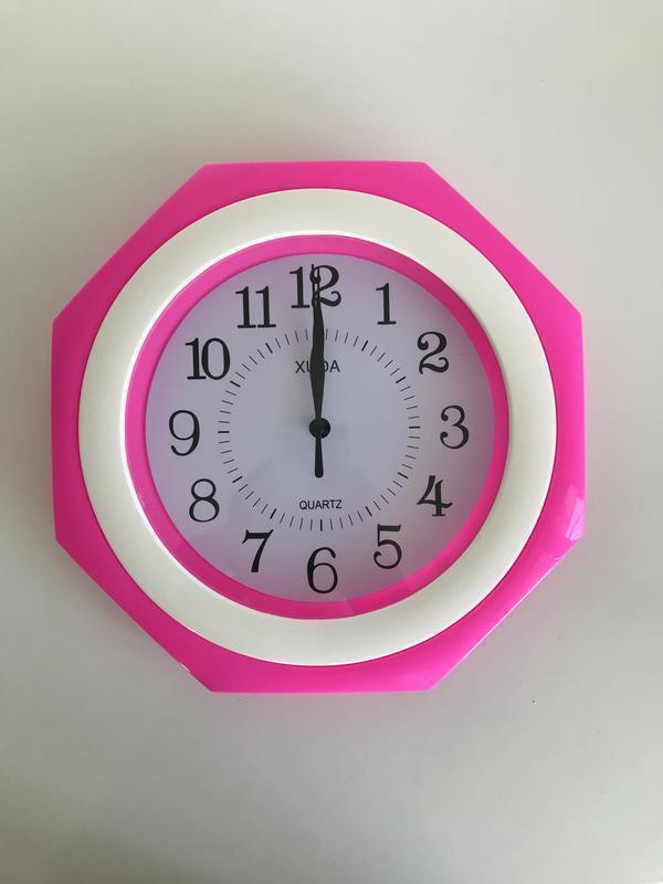 Настенные часы, часы, яркие часы.