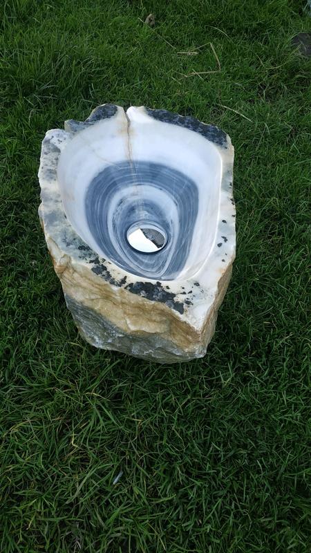Раковини з природного каменю - Фото 3