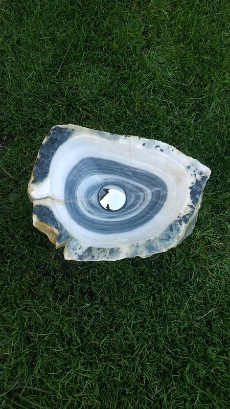 Раковини з природного каменю - Фото 2