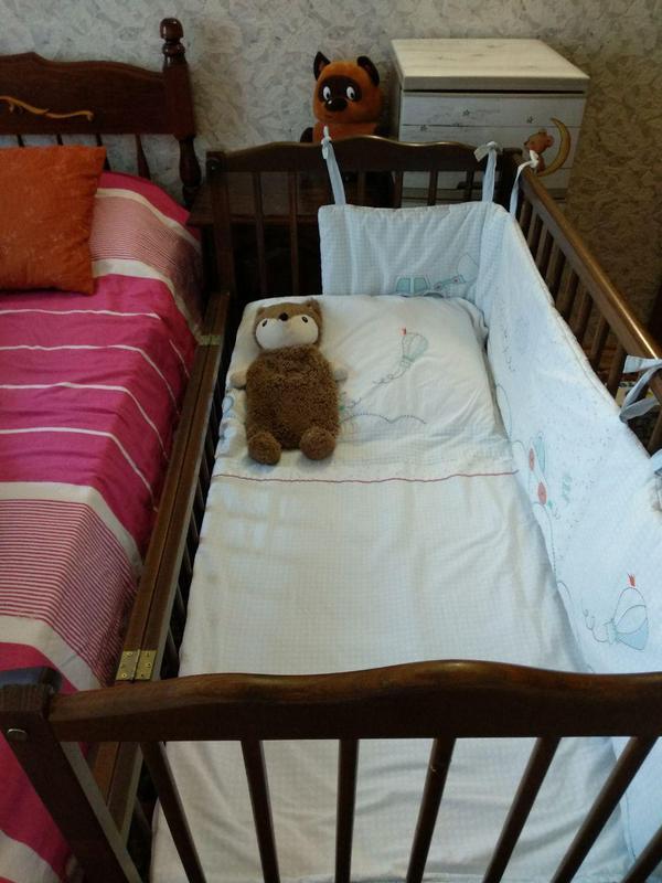 Кроватка - Фото 3