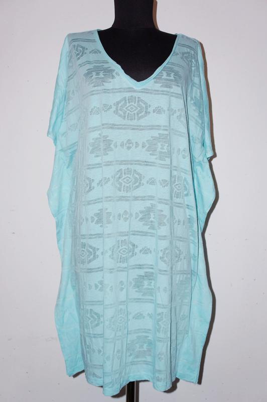 Платье туника паутинка