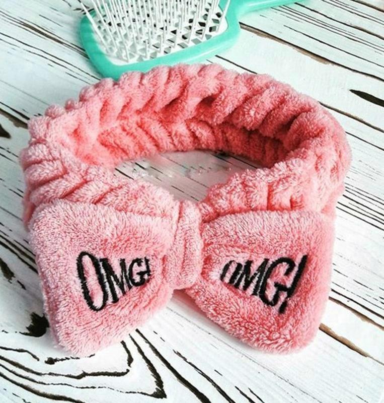 Милая повязка для волос omg