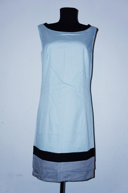 Платье новое хлопковое с биркой