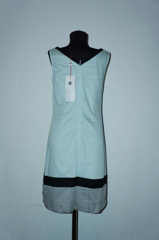 Платье новое хлопковое с биркой - Фото 2