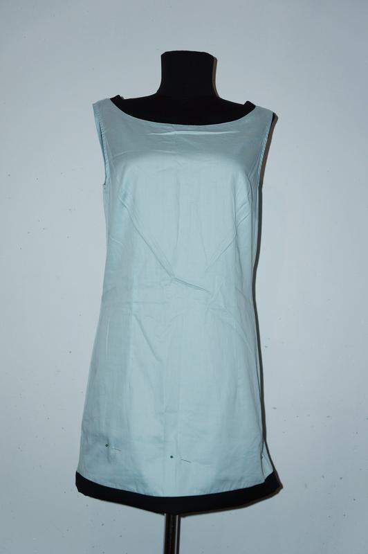 Платье новое хлопковое с биркой - Фото 3