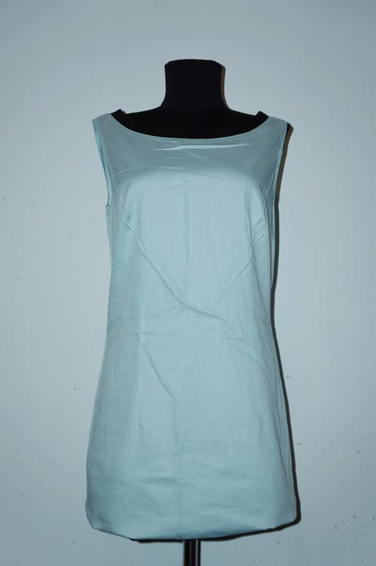 Платье новое хлопковое с биркой - Фото 4
