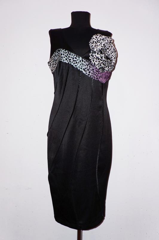 Платье-футляр вечернее andrea style новое с бирками