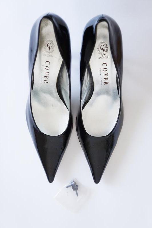 Туфли лодочки базовые тренд cover италия стильные
