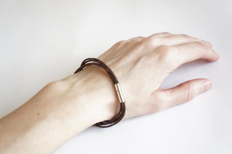 Браслет минимализм hand made - Фото 5
