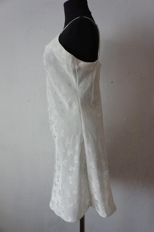 Пеньюар ночная рубашка ночнушка - Фото 4