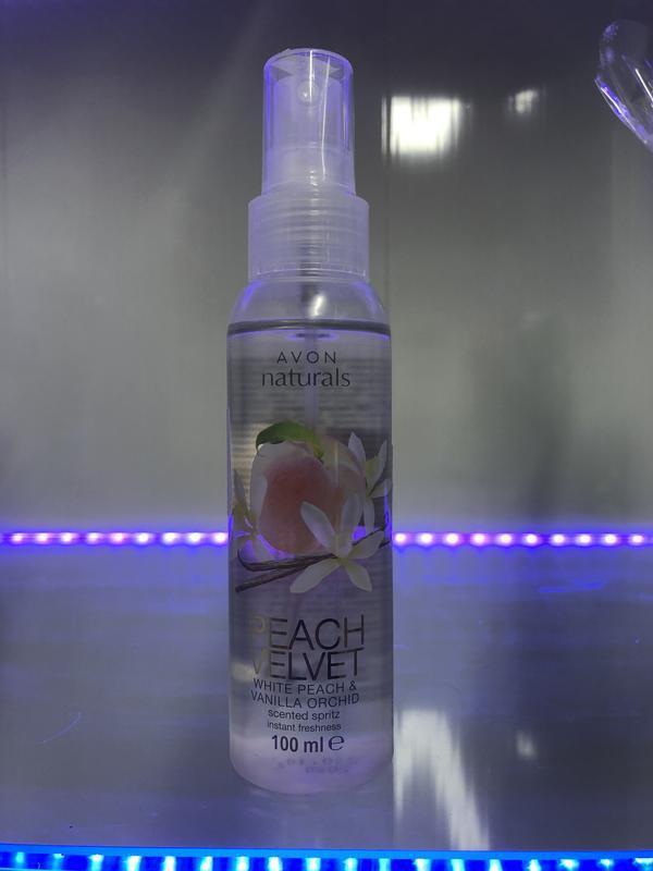 Лосьон-спрей «белый персик» 100 мл