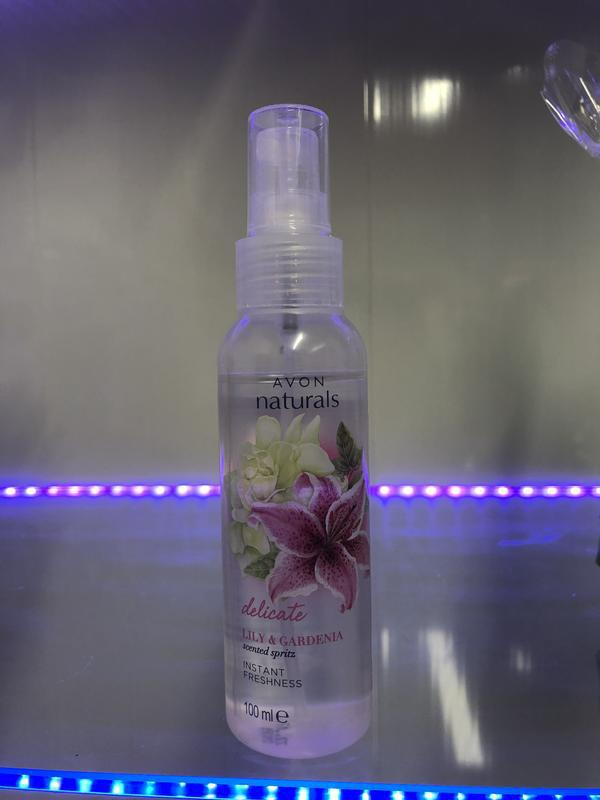 Лосьон-спрей «лилия» 100 мл