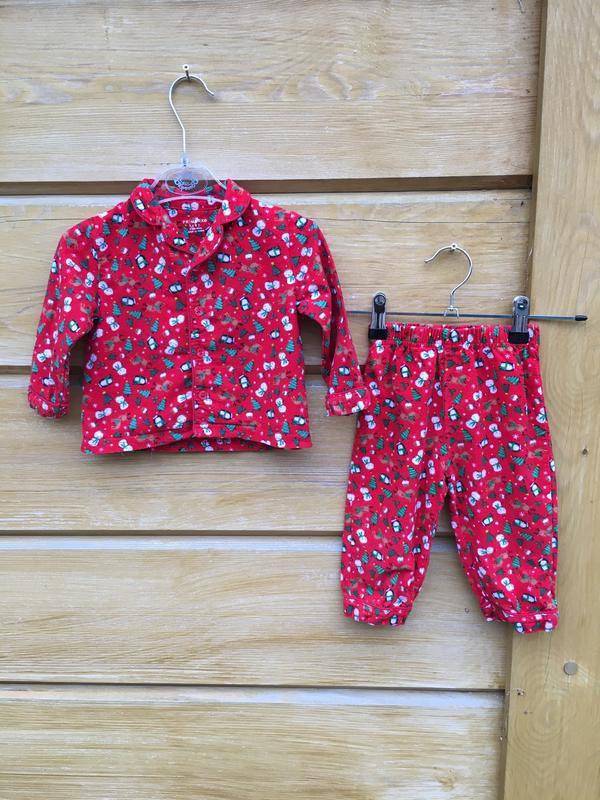 Новогодняя пижама на новый год,баевая пижама на байке,мягенька...