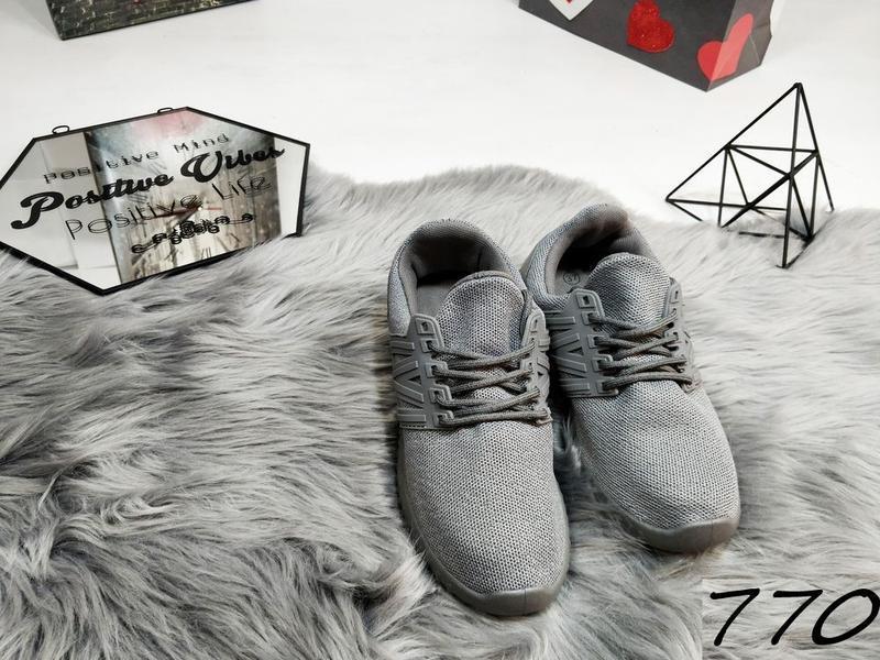 Стильные мягкие кроссовочки - Фото 2