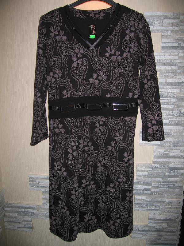 Супер платье трикотаж