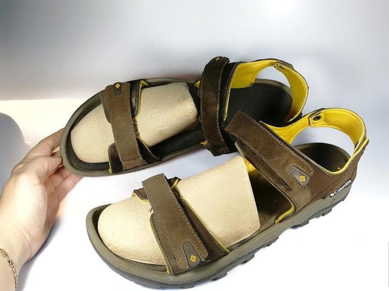 Брэндовые сандалии COLUMBIA  для настоящего супермена!