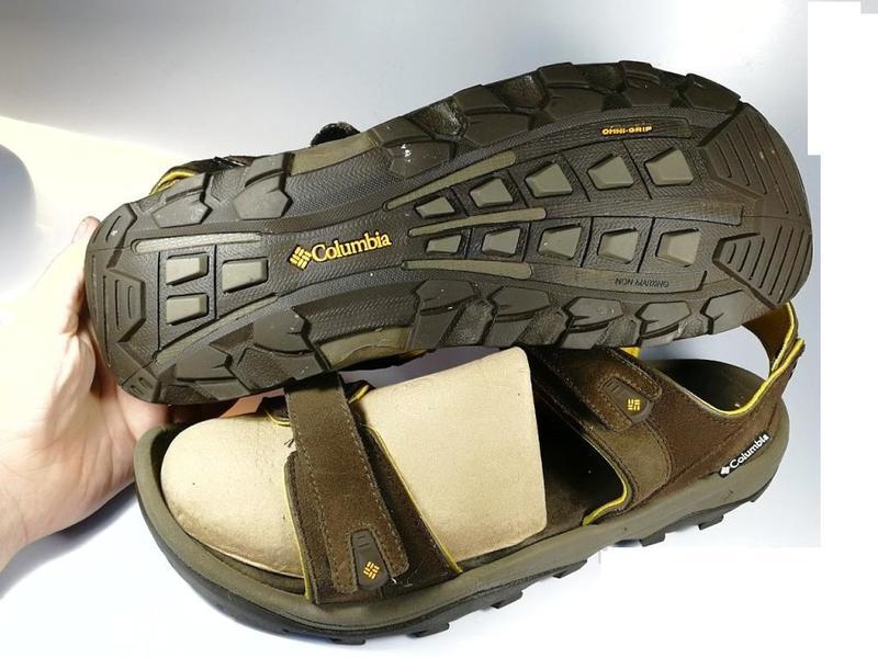 Брэндовые сандалии COLUMBIA  для настоящего супермена! - Фото 4