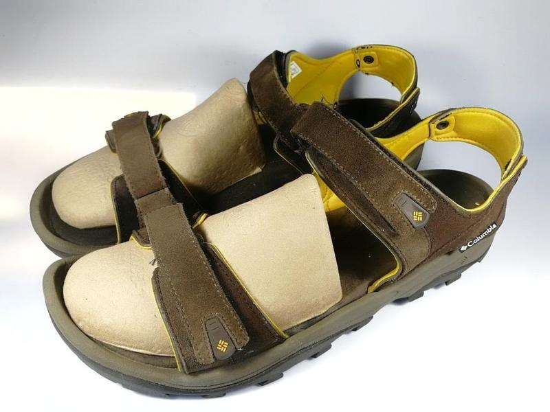 Брэндовые сандалии COLUMBIA  для настоящего супермена! - Фото 3