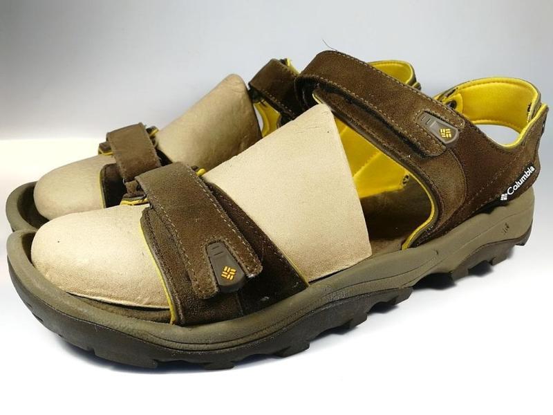 Брэндовые сандалии COLUMBIA  для настоящего супермена! - Фото 5