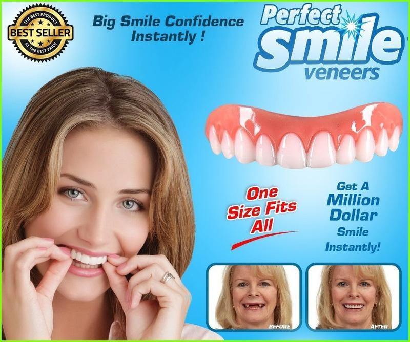 Виниры для Зубов Perfect Smile Veneer Зубы - Фото 3