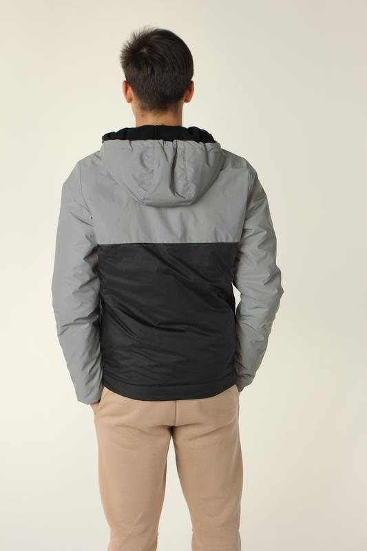 Светоотражающая куртка (весна, осень) - Фото 3