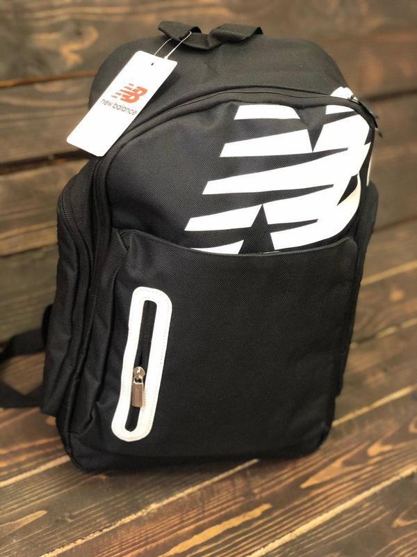 Рюкзак мужской/женский, цвет черный