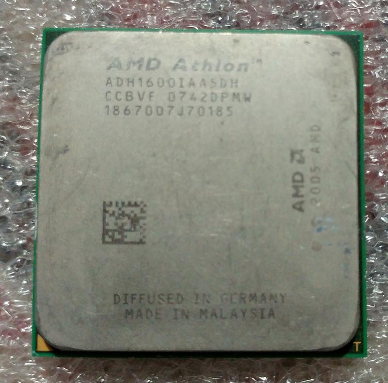 Процессор AM2 AMD Athlon ADH1600IAA5DH Athlon 64 3500+