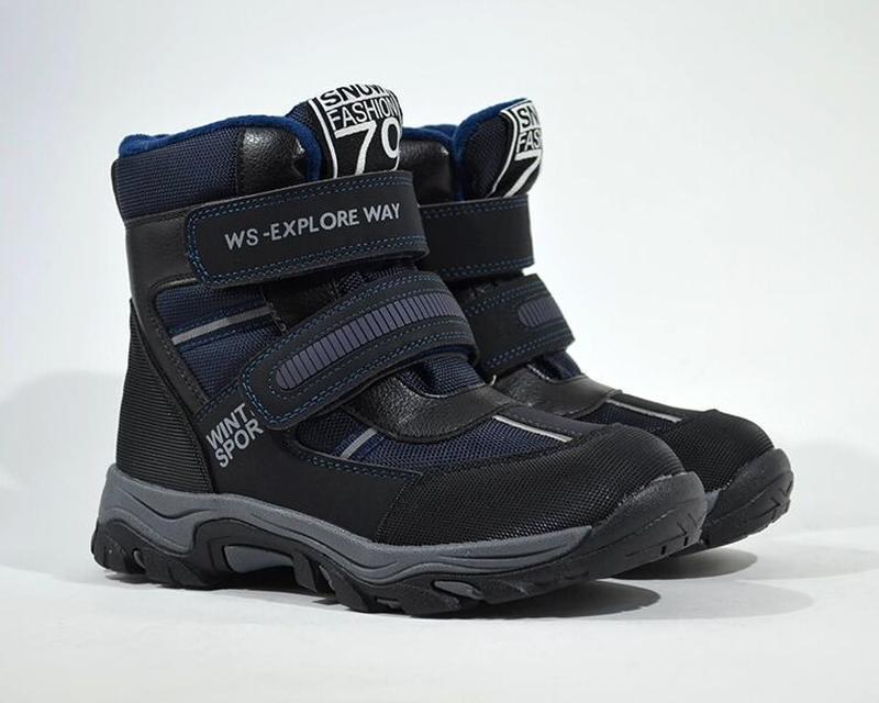 Зимние сноубутсы weestep  сапоги зимні черевики сноубутси для ...