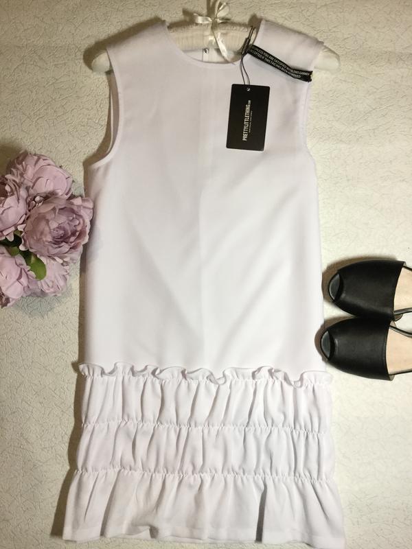 Платье летнее prettylittlething  8 размер