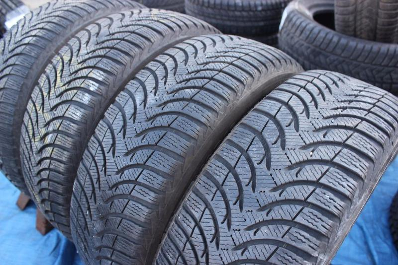 225-50\55-R17 MICHELIN ALPIN комплект зимние шины= GERMANY