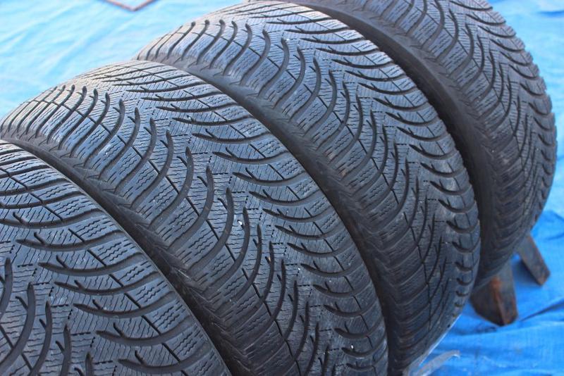 225-50\55-R17 MICHELIN ALPIN комплект зимние шины= GERMANY - Фото 2