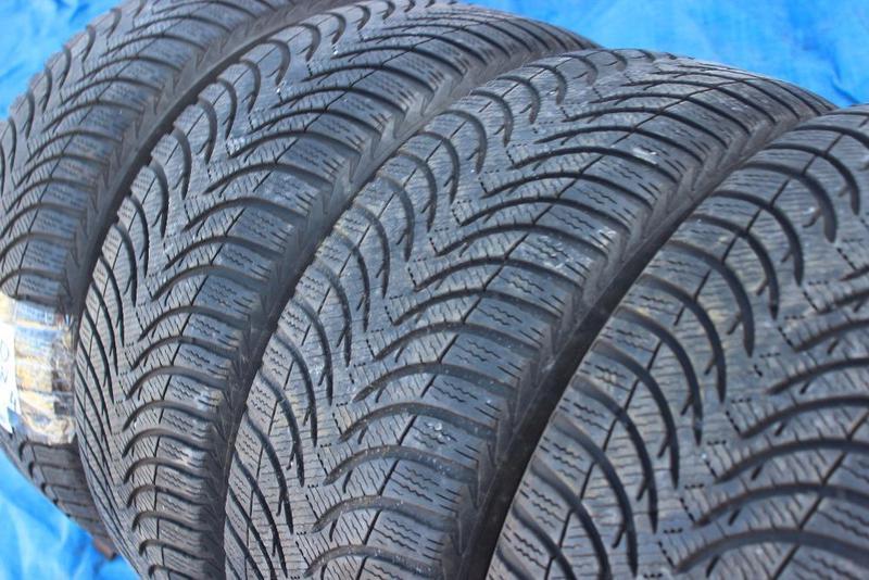 225-50\55-R17 MICHELIN ALPIN комплект зимние шины= GERMANY - Фото 7